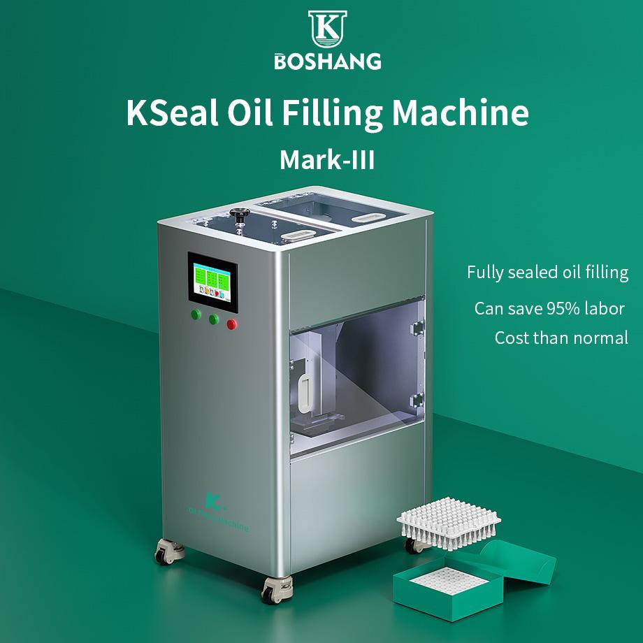 fully automatic ceramic cartridge filling machine